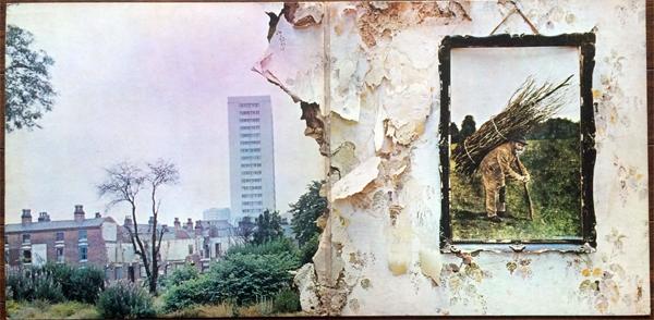 Led Zeppelinジャケット