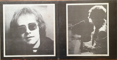 A VERY SPECIAL COLLECTION Elton John
